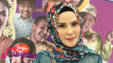 Tamparan Keras Angel Lelga Bagi Para Pengguna Media Sosial