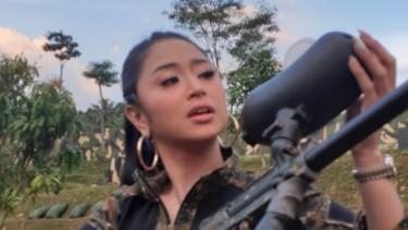 Jangan Tersinggung, Dewi Perssik Posting Video Soal 'Penyakit Hati'