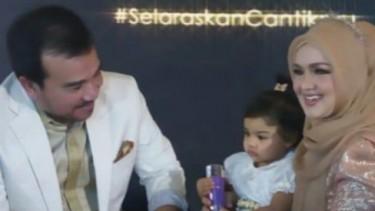 Siti Nurhalizah Siap Punya Anak Kedua Lewat Program Bayi Tabung?