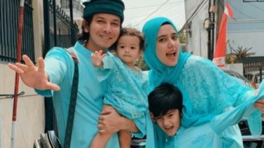 Kabar Mengejutkan dari Rumah Tangga Fairuz A Rafiq dan Sonny Septian