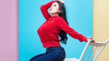Bikin Linu! Pamela Safitri Nge-Gym Pakai Pakaian Super Ketat
