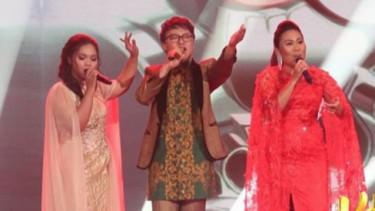 Potret Danang D'Academy dan Evi Masamba Hentak KDI 2019