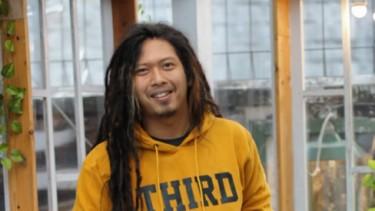 Pedangdut Reggae Rafi Gimbal Ikut Tolak Omnibus Law UU Cipta Kerja