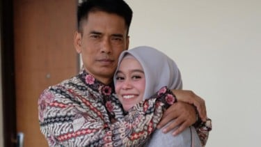 Ayah Lesti Kejora Divonis Tumor, Perjuangan Lesti Berat!