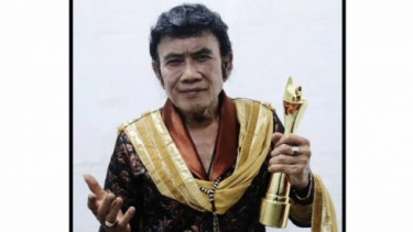 Rhoma Irama Guncang Indonesian Idol