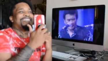 Dangdut Challenge, Pria Bule Cover Lagu Rhoma Irama 'Kehilangan'