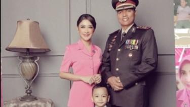 Resmi Dilantik Presiden, Uut Permatasari Foto Bareng Ketua KPK Baru