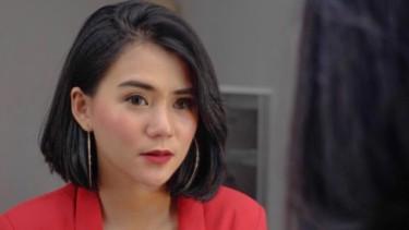 6 Pesona Pricilia Risya, 'Kembaran' Wika Salim yang Tak Kalah Cantik