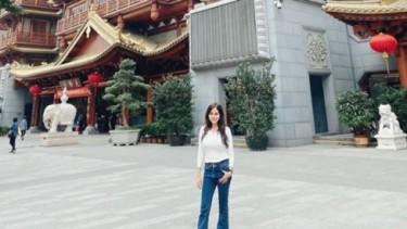 Liburan ke Cina, Pedangdut Cantik Ini 'Suspect' Virus Corona