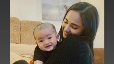 Geger! Video TikTok Bayi dan Artis Ini Pakai Lagu Happy Asmara