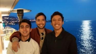 Sosok Adik Vidi Aldiano yang Tak Tertarik Jadi Penyanyi