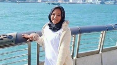 Cantiknya Putri Hamdan ATT, Aisyah Kamaliah Bikin Gagal Fokus