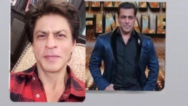 Saling Meledek, Salman dan Shahrukh Khan Ribut di Rumah Katrina Kaif