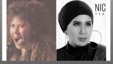 Pernyataan Mengejutkan Kristina Tentang Lady Rocker Nicky Astria