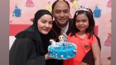 Terbongkar Penampakan Wajah Istri Kedua Aziz Gagap, Gak Nyangka!