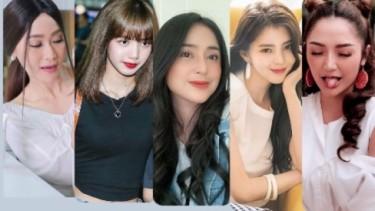 6 Artis Indonesia Cantik Ini Mirip Artis Korea, No 4 Bikin Geger!