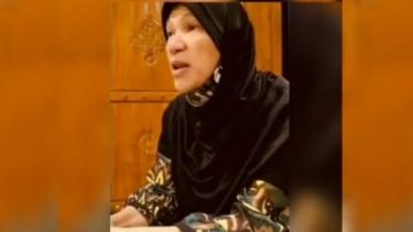 Kondisi Membaik, Dorce Gamalama Tiba-tiba Tanya Rhoma Irama