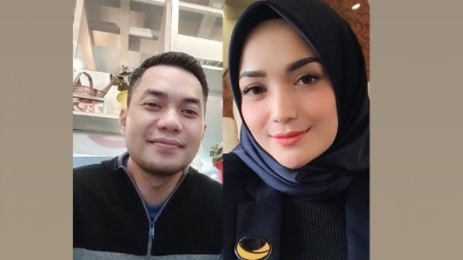 Tersebar Foto Imel Putri dan Sirajuddin Ciuman, Netter: Semoga Balikan