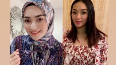 Parah! Imel Putri Eks Sirajuddin Tak Sudi Disebut Mirip Zaskia Gotik