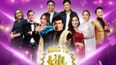 Bertabur Bintang di Road To KDI 2020