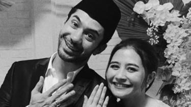 Prilly Latuconsina dan Reza Rahardian