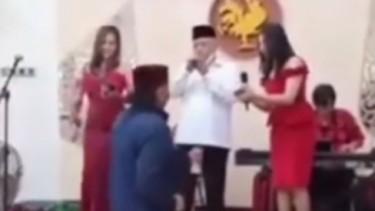 Video Viral Bupati Malang Dangdutan saat Pandemi Jadi Sorotan