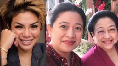 Marah Besar, Nikita Mirzani Beri Ancaman ke Puan Maharani
