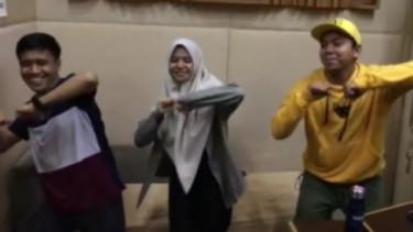 Heboh Irsya, Aco dan Janna LIDA Bergoyang 'Kamu Best Kamu Kiyyut'