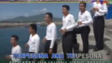 Lirik Lagu Terpesona yang Viral Jadi Yel-yel TNI