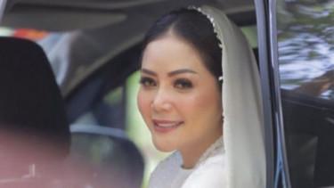 Kristina Bagikan Doa Menjelang Akhir Bulan Suci Ramadhan