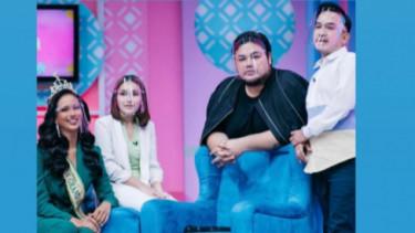 Ayu Ting Ting Dipeluk Aura Kharisma: Kayak Ibu Nganter Anak Sekolah!