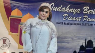 Fara Fibula Dukung 'Peace and Love', Sampai Bertemu Ibu Ayu Ting Ting