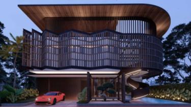 Mewah, Penampakan Desain Rumah Baru Ayu Ting Ting Jadi Sorotan