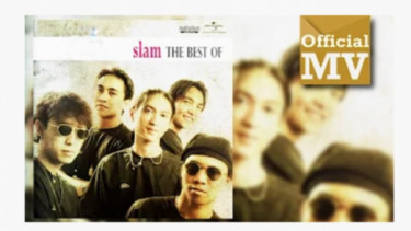 Lirik Lagu Gerimis Mengundang - Slam