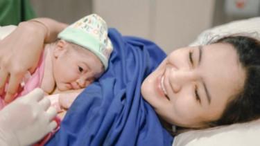 Nama Anak Nella Kharisma & Dory Harsa Terbongkar, Ini Artinya!