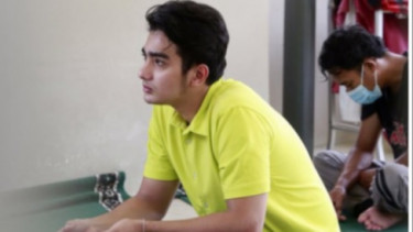 Pesan Mahdy Reza Usai Syuting 'Buku Harian Seorang Istri'