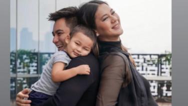 Anak Keduanya Putih & Bermata Sipit, Baim Wong : Muslim Korea!