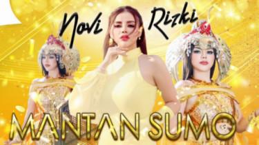 Novi Rizki Rilis Single Terbaru Mantan Sumo, Video Klipnya Bikin Heboh