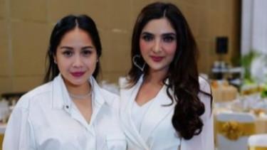 Pertemuan Nagita Slavina dan Yuni Shara, Ini yang Dibicarakan